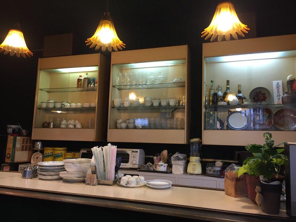 喫茶アルト 店内