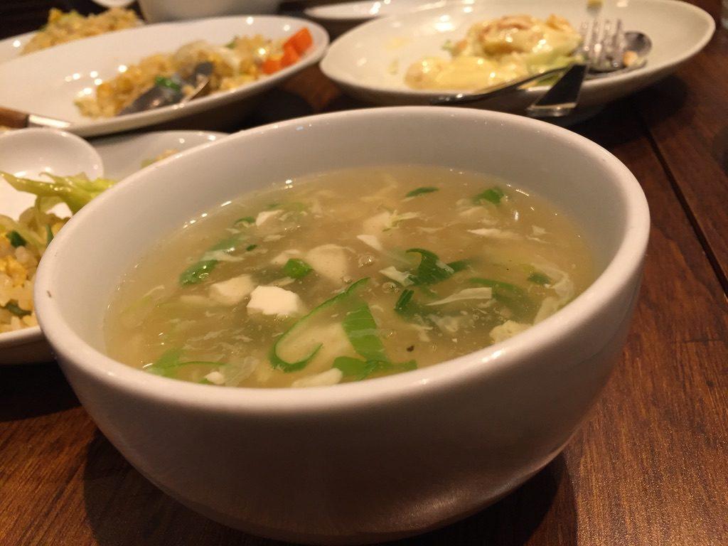 天地 スープ