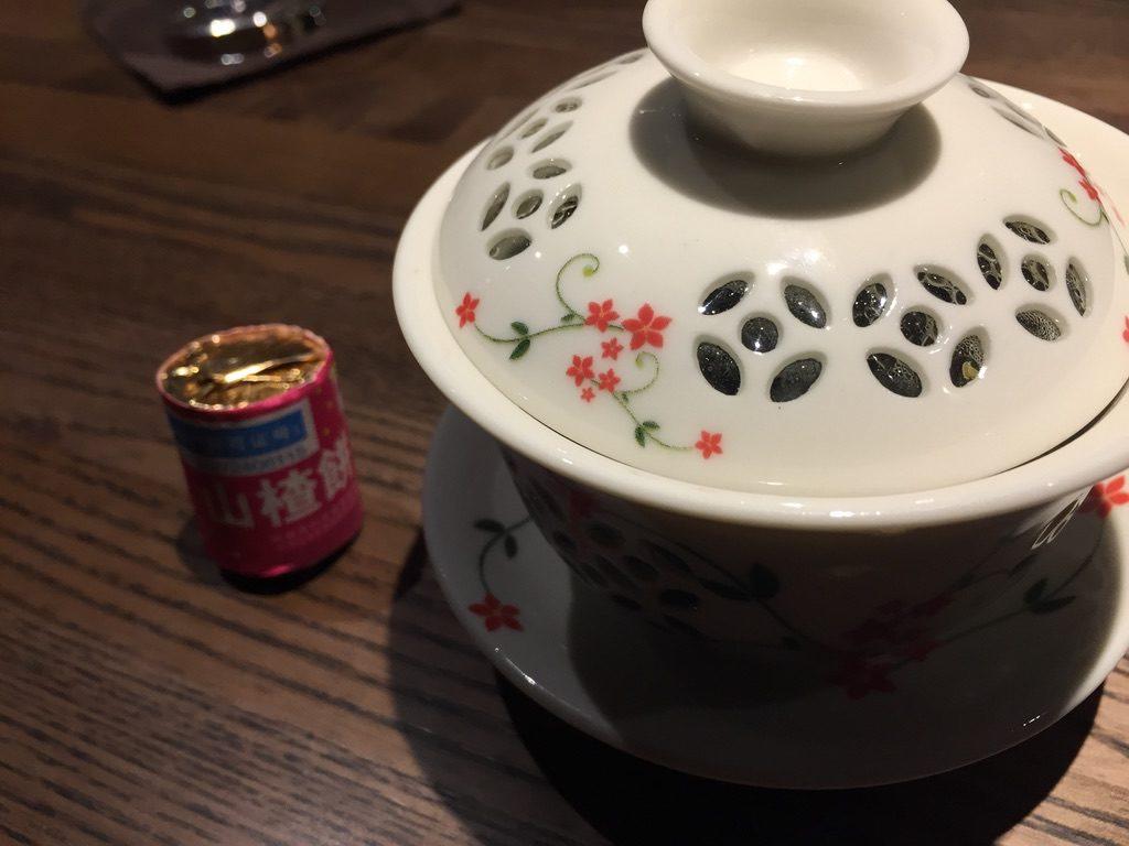㐂助 桂花烏龍茶2