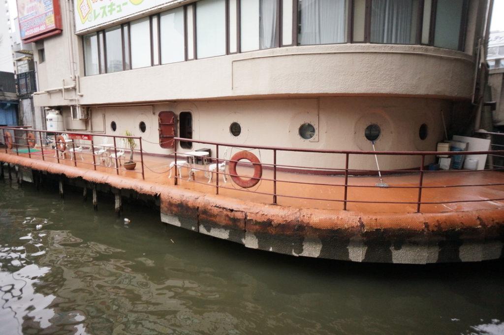 珈琲艇キャビン 外観2
