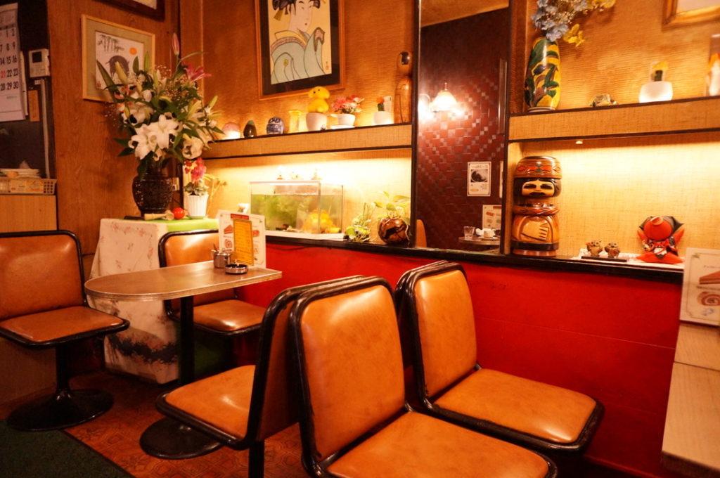 喫茶ブラザー 店内1