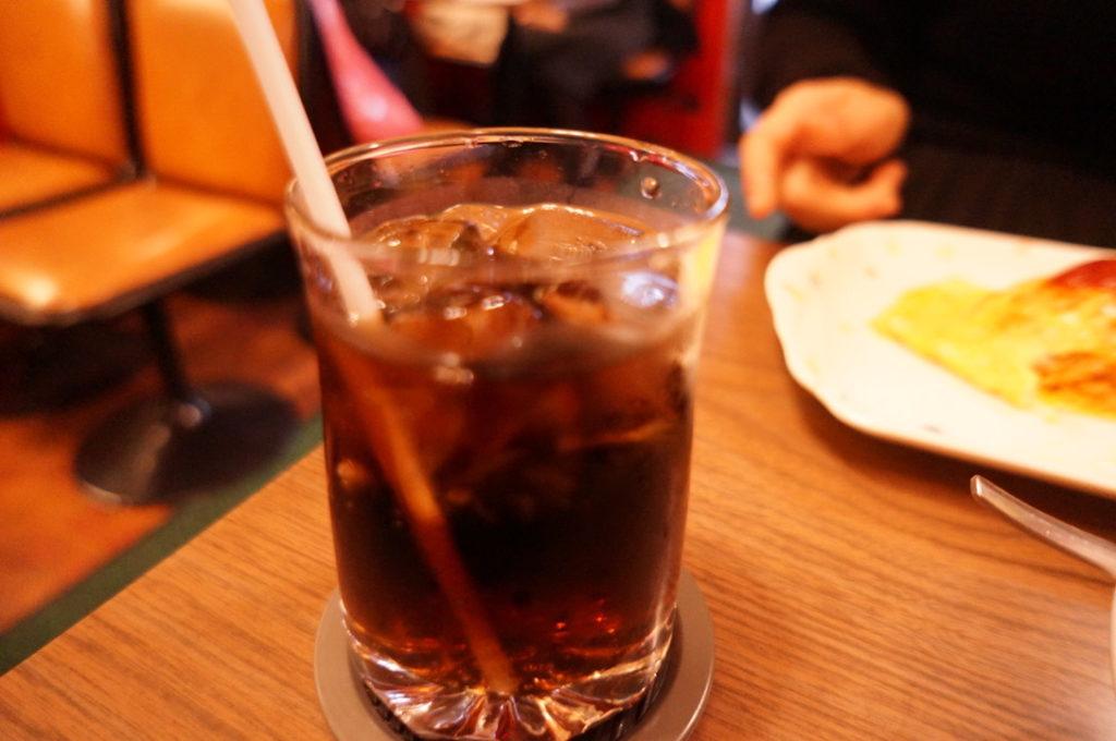 喫茶ブラザー コーラ