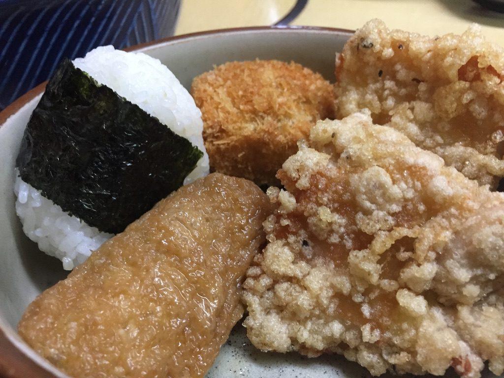 川福 鶏からセット