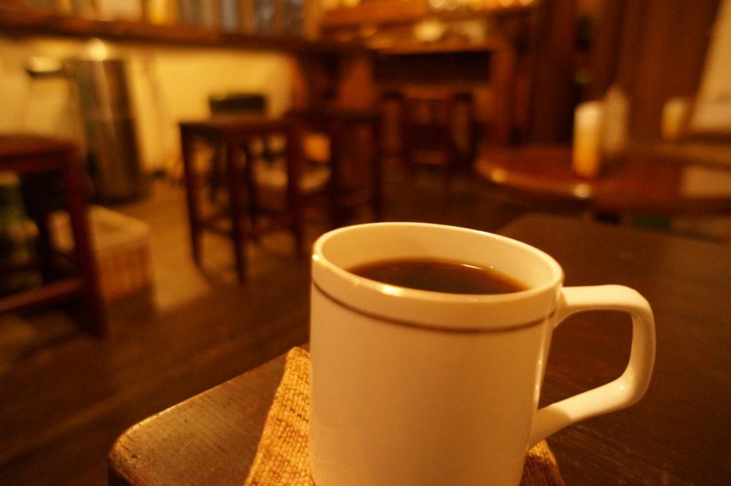 喫茶路地 路地ブレンドコーヒー
