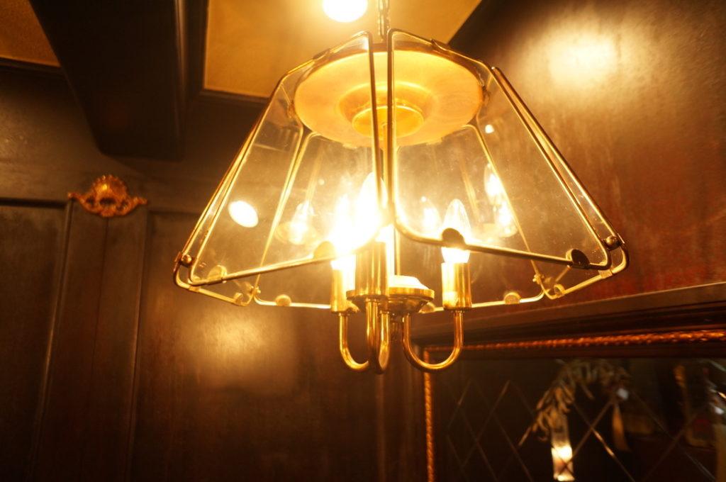 プランタン 照明