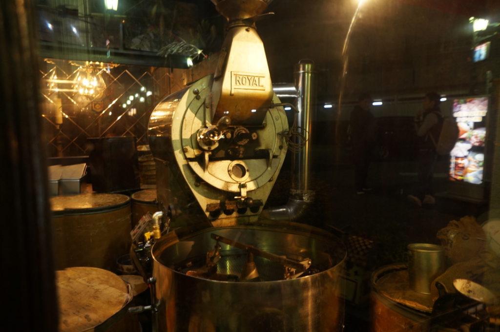 プランタン コーヒーミル
