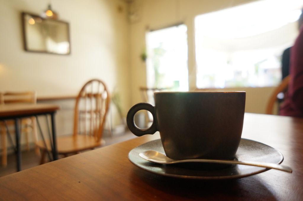 コーヒーハット ホットコーヒー