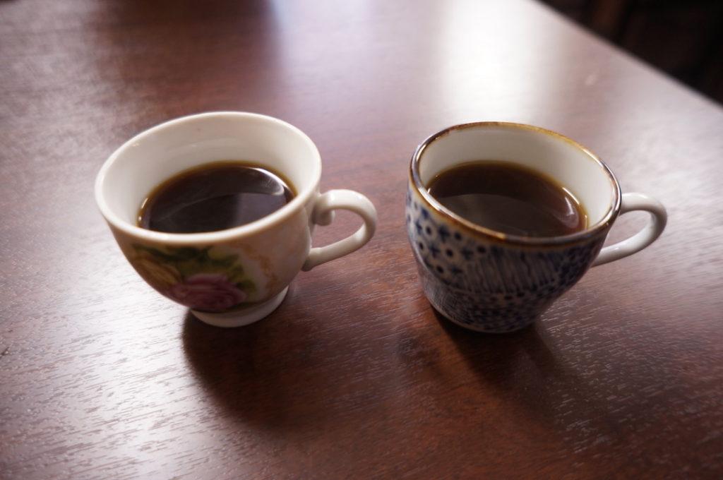いなり屋こんこん コーヒー