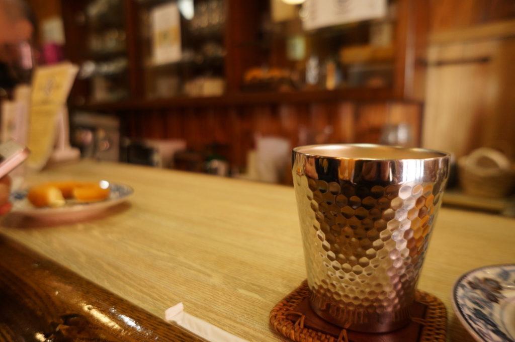 平岡珈琲店 アイスコーヒー