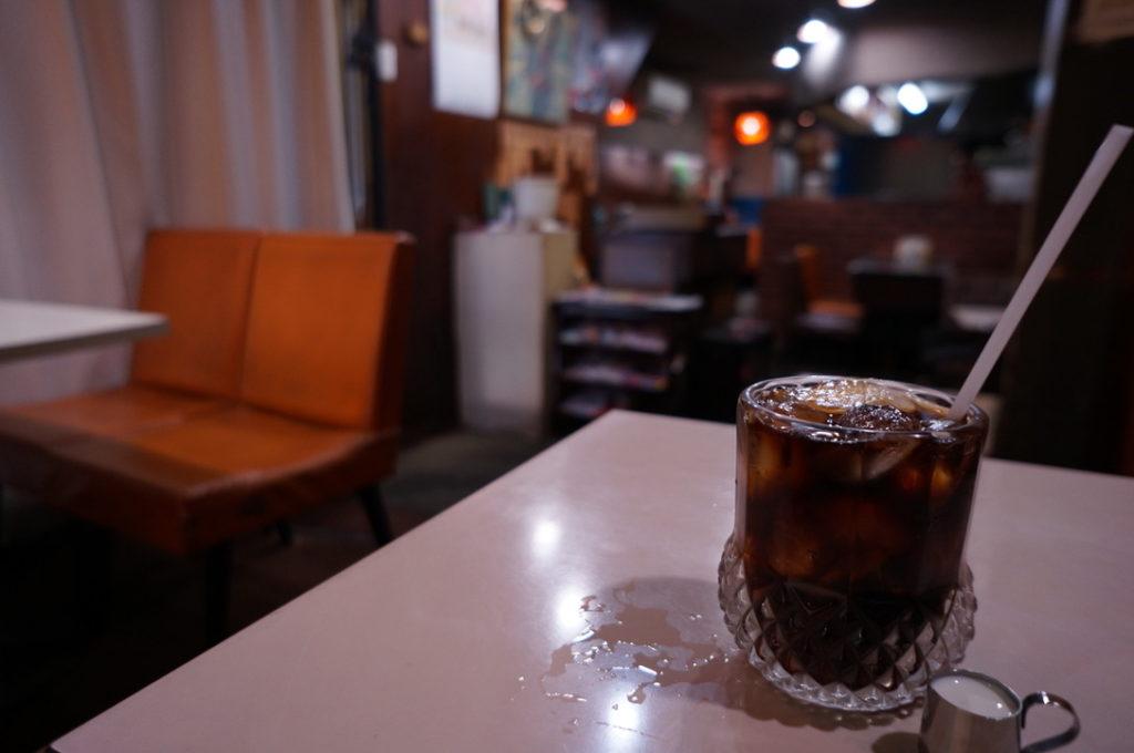 香 アイスコーヒー