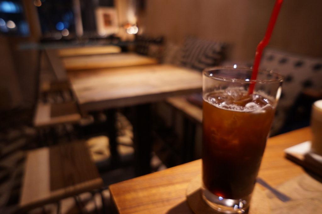 エスカペ アイスコーヒー