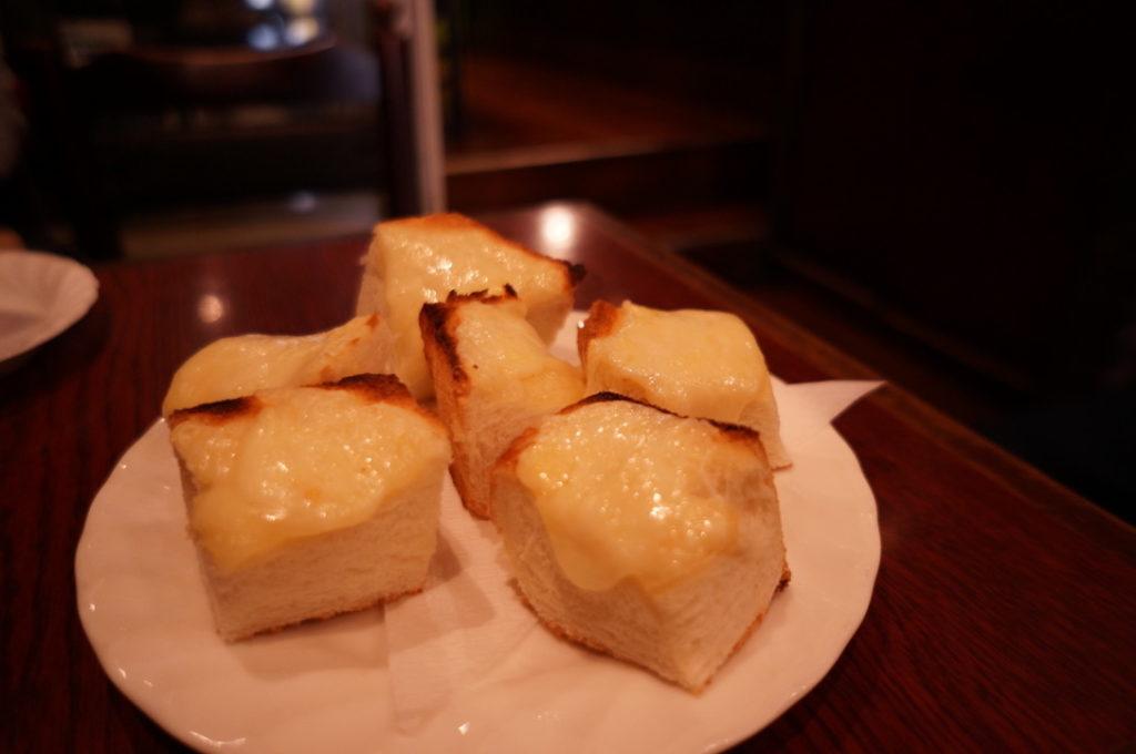 城戸 チーズトースト