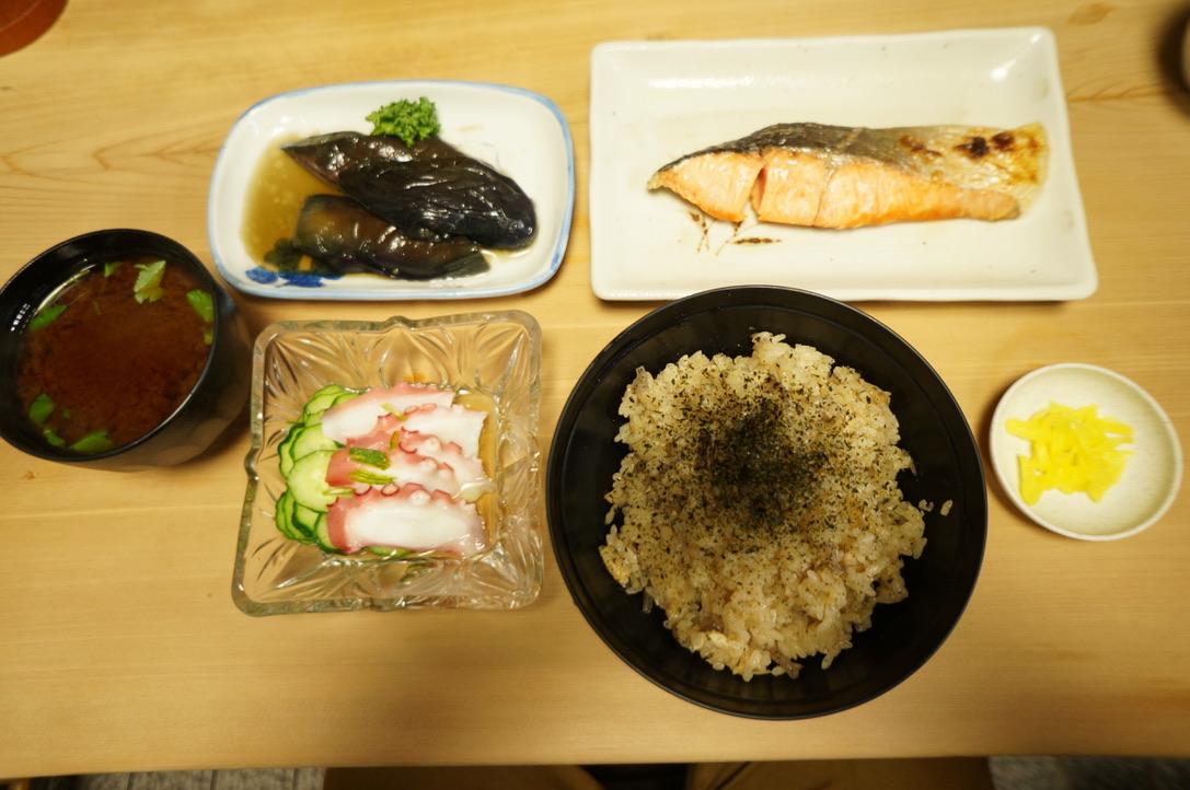 大黒 お料理