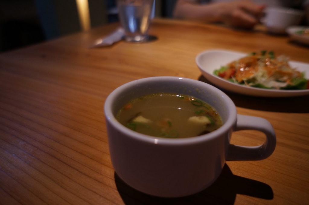 テラン・ブラン スープ