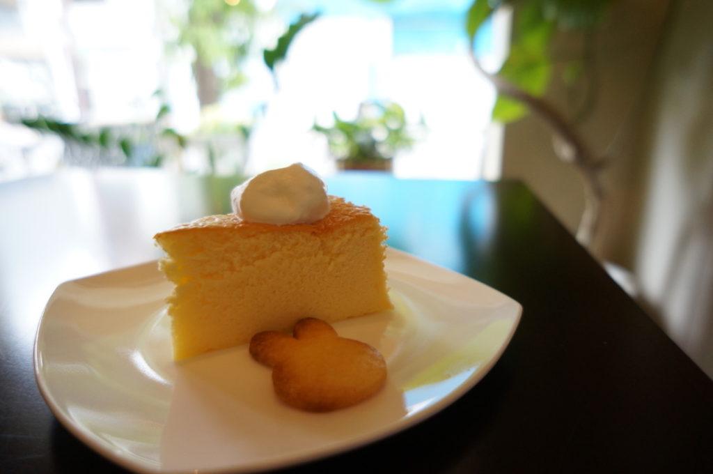 ペチカ ベイクドチーズケーキ