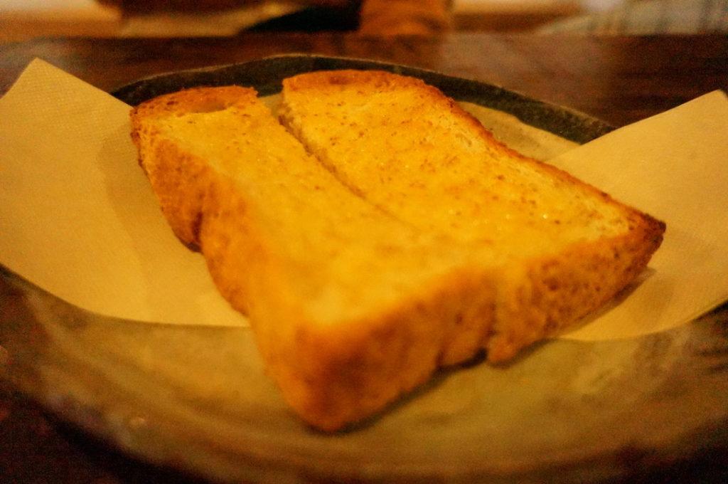 チャイ工房 トースト
