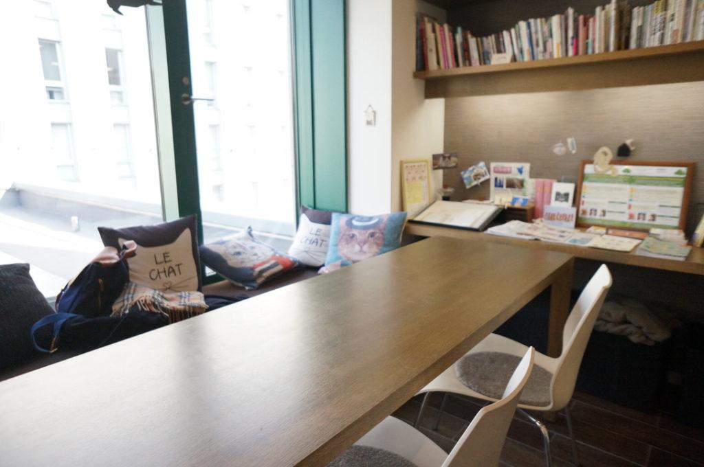 小さなお庭と猫の図書館 5階