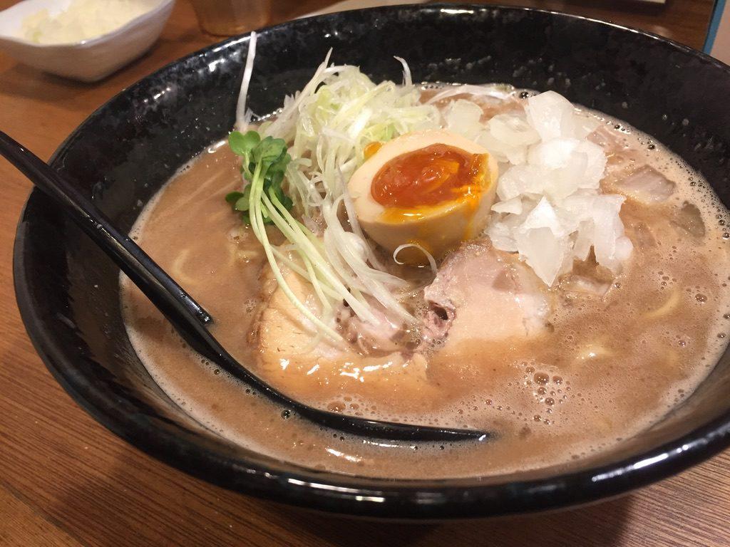 吉み乃製麺所 濃厚らーめん