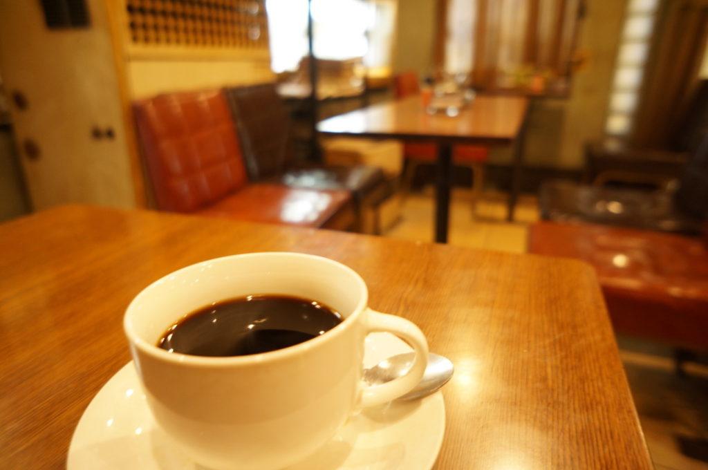 マル屋 ホットコーヒー