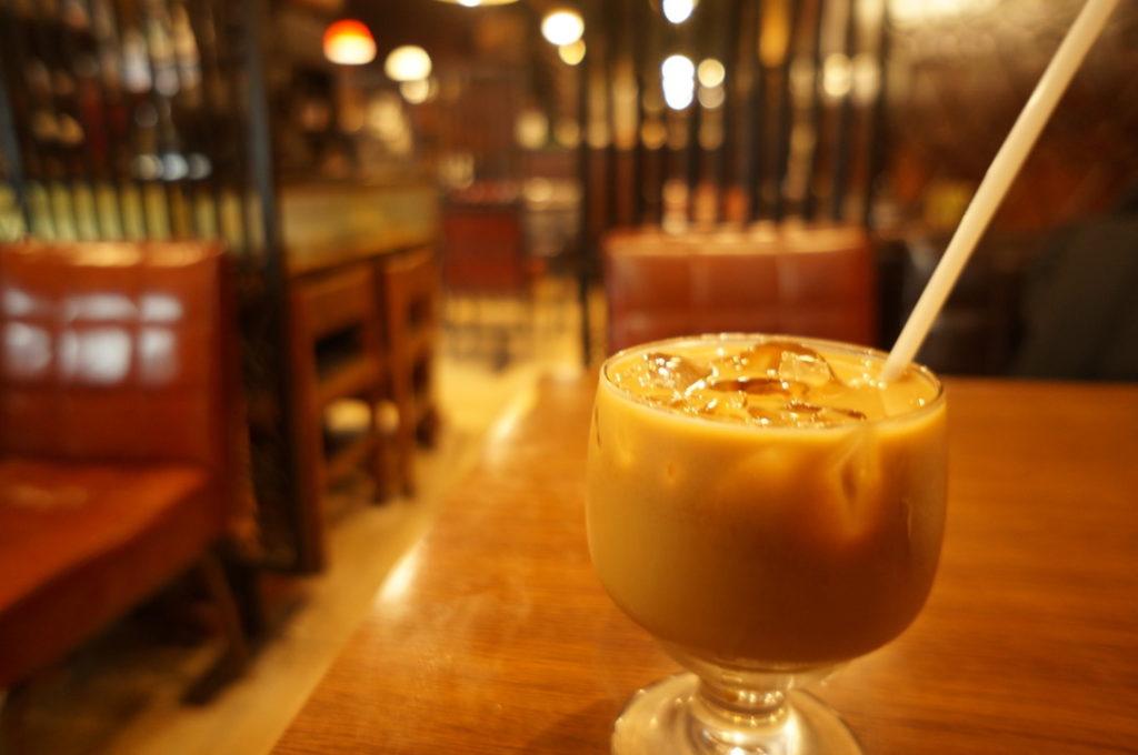 マル屋 アイスコーヒー