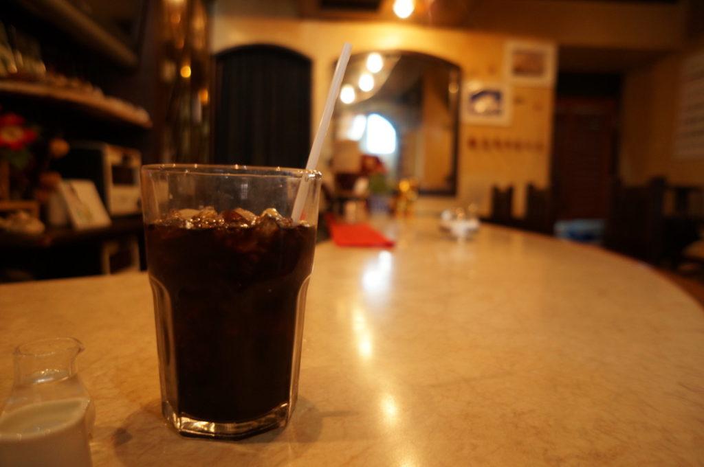 アントレ アイスコーヒー