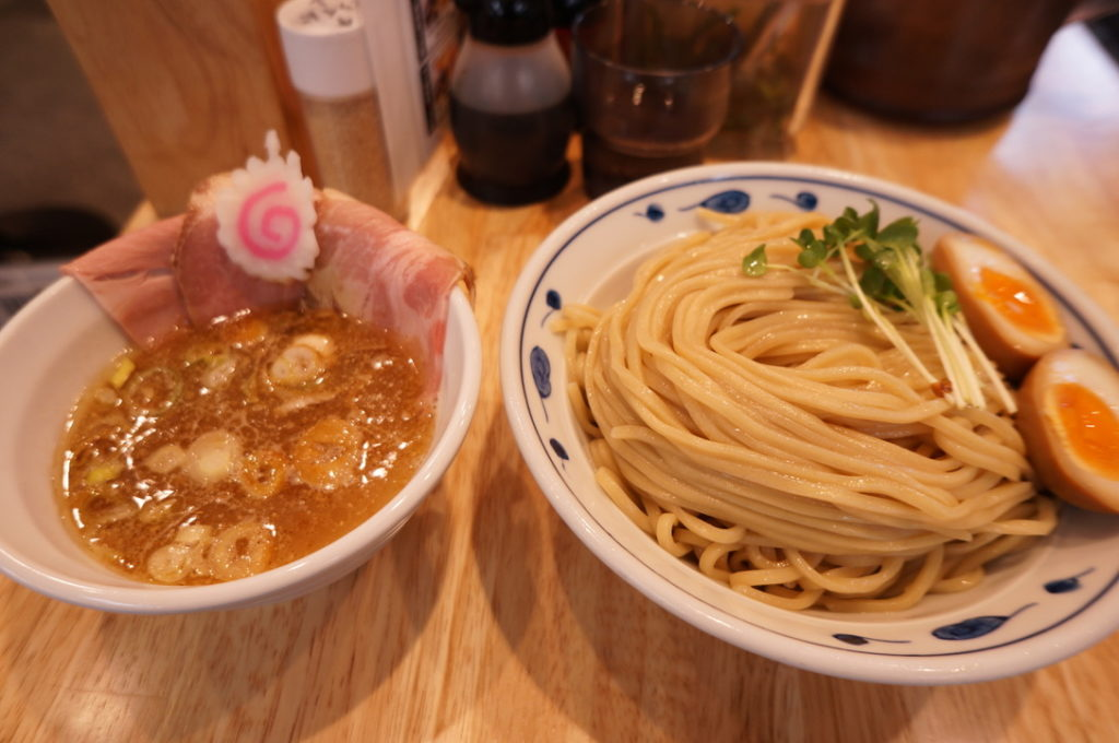 サバ6製麺所 サバ濃厚鶏つけ麺