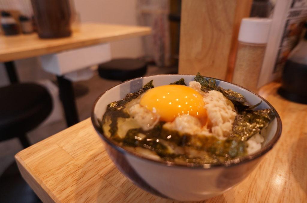 サバ6製麺所 サバめし