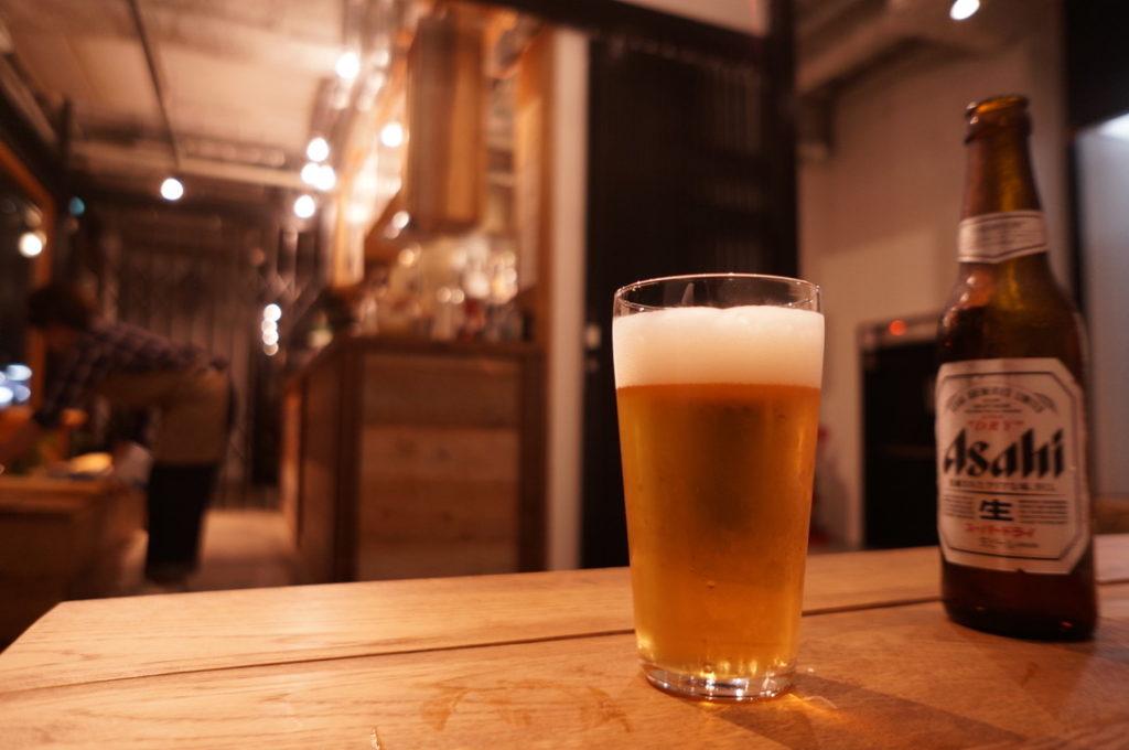 麹スタンド ビール