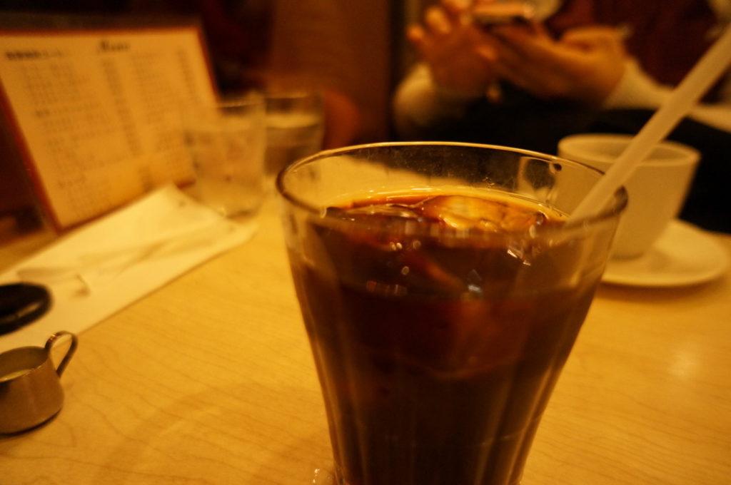 マヅラ コーヒー(アイス)