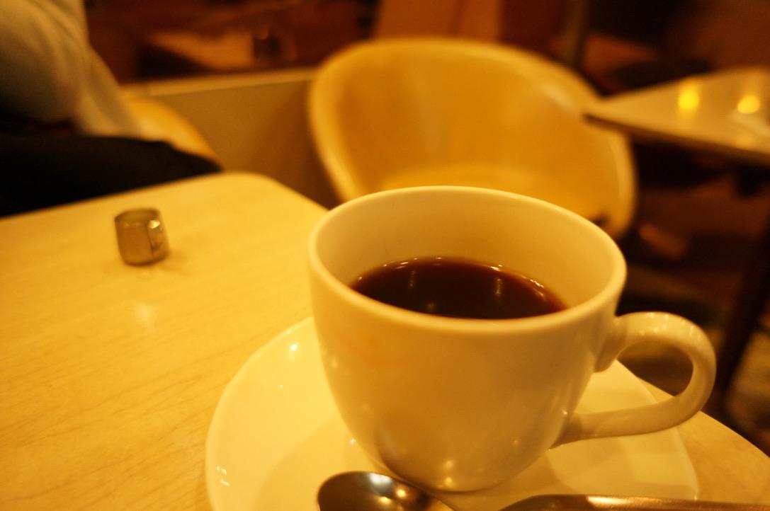 マヅラ コーヒー(ホット)