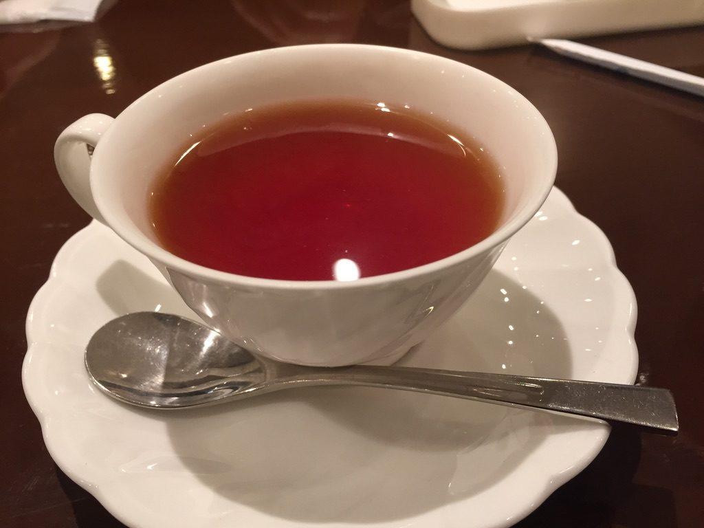 焦がしクーヘン 紅茶