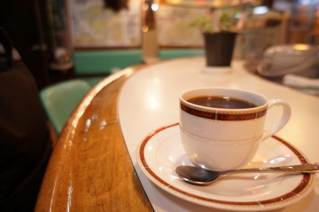 白泉堂 ほっとコーヒー