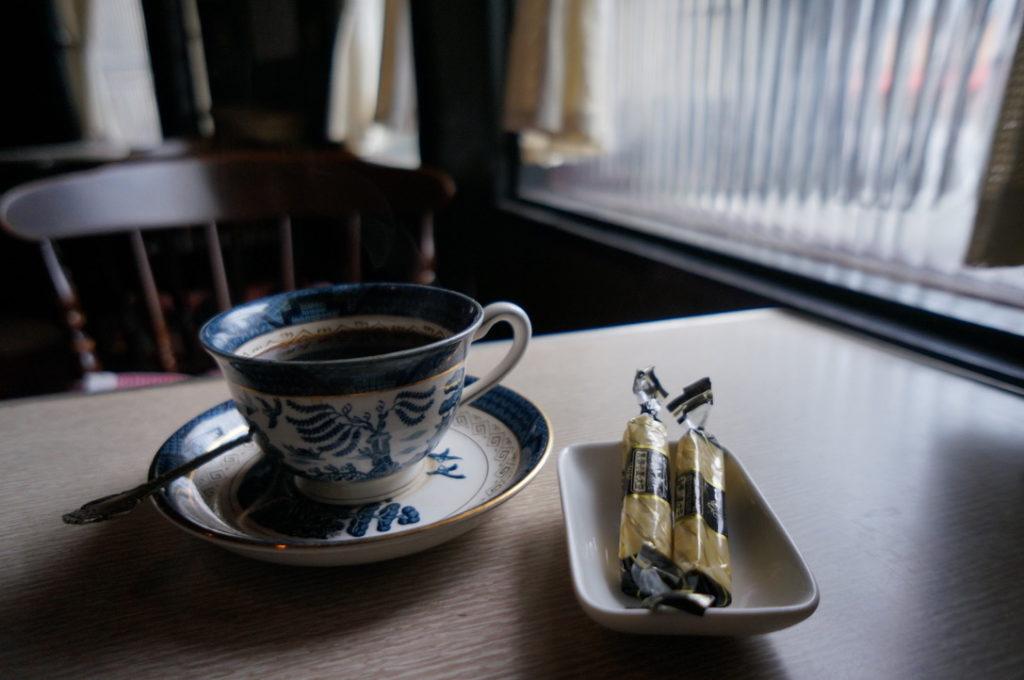 リーキ ホットコーヒー