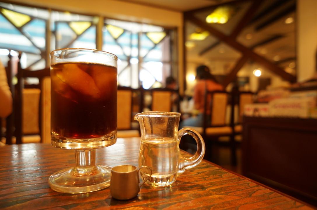 菊水 アメリカンコーヒ(アイス)