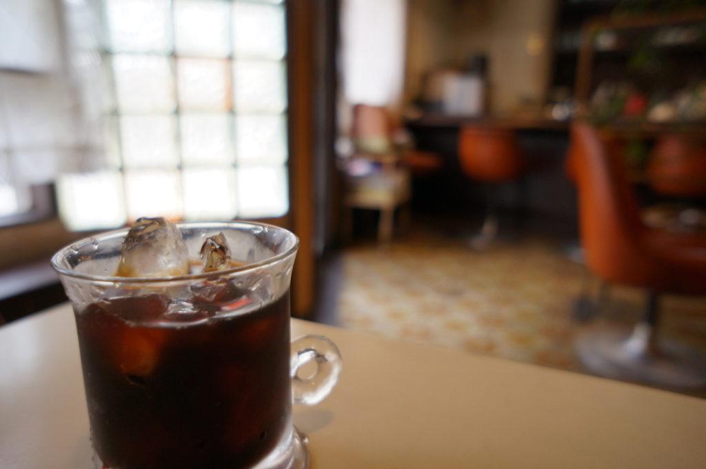 タンポポ 冷コーヒー