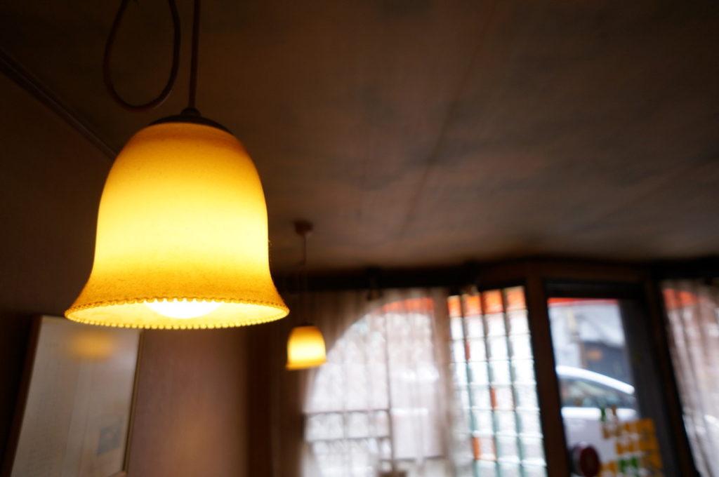 タンポポ 照明
