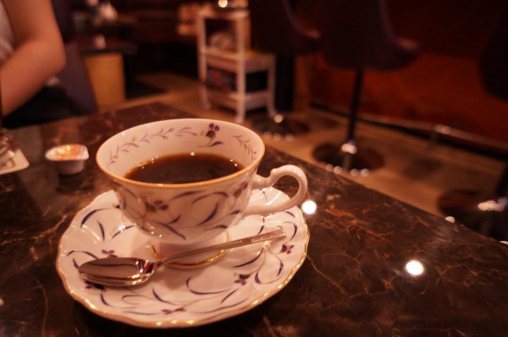 喫茶&バー K ホットコーヒー