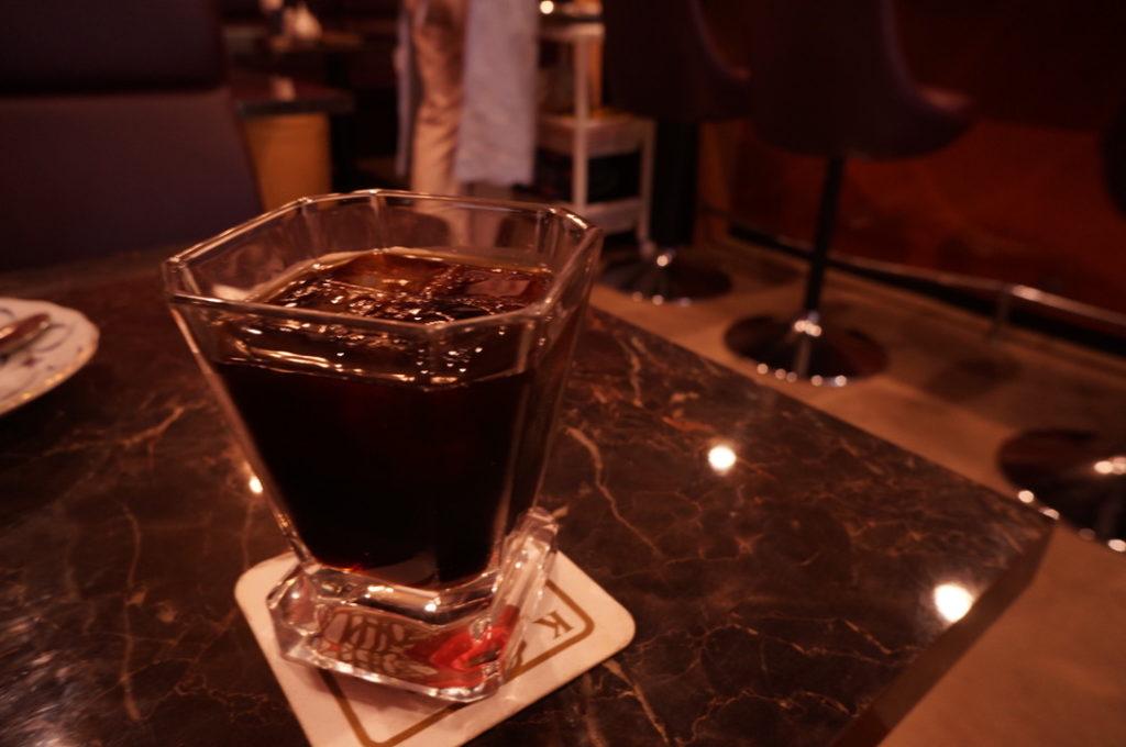 喫茶&バー K アイスコーヒー