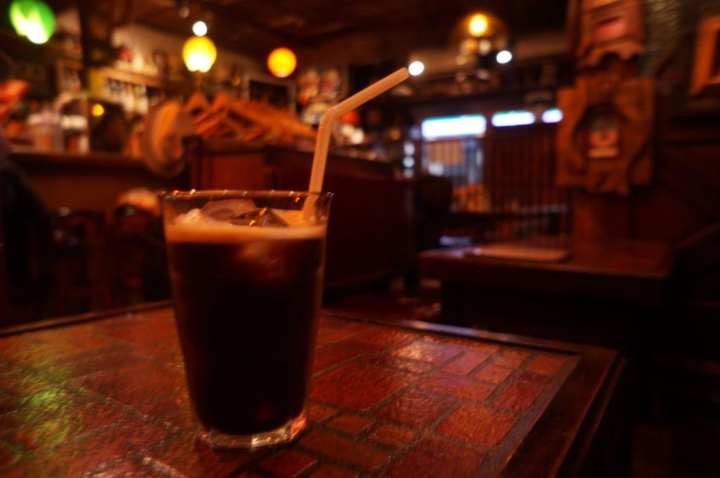 福猫堂 アイスコーヒー