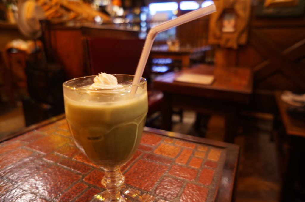 福猫堂 抹茶ミルク