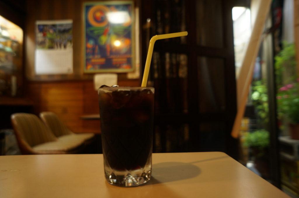 ナカノ アイスコーヒー