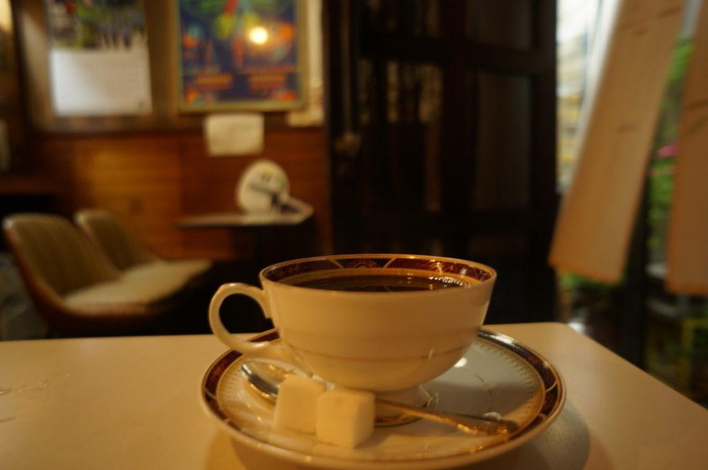 ナカノ ホットコーヒー