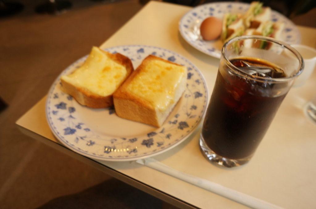アルト チーズトーストセット