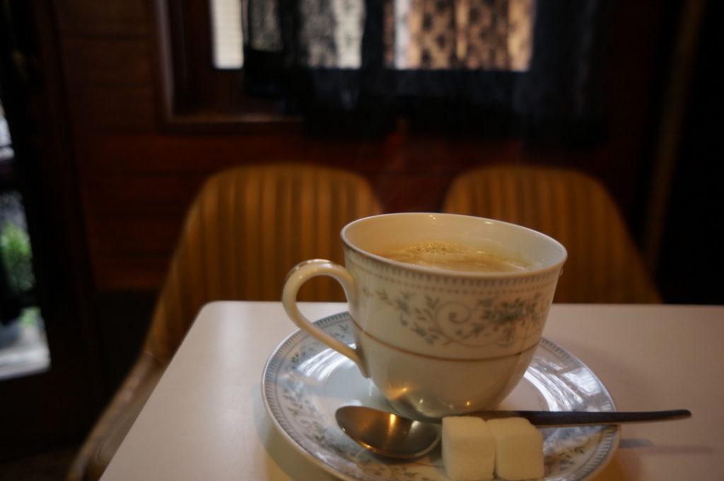 ナカノ ミルクコーヒー