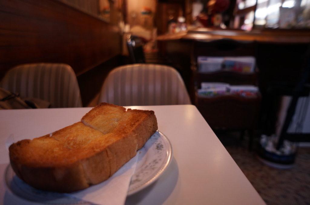 ナカノ トースト