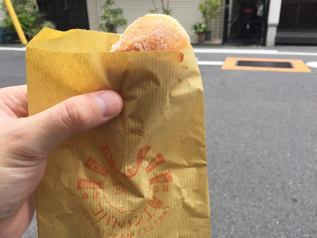 コバトパン 揚げパン