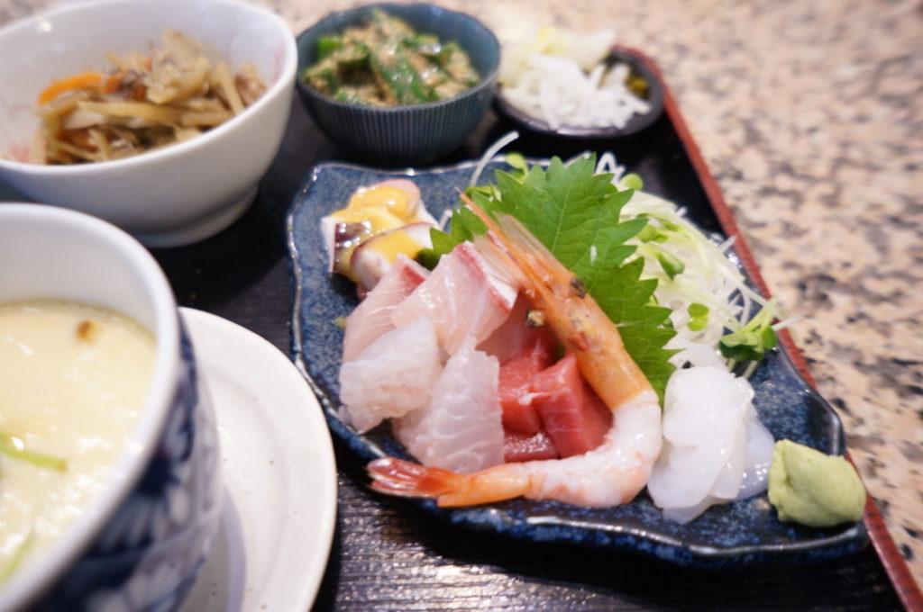 北海寿司 お造り膳