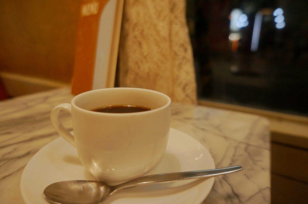 ドレミ ホットコーヒー