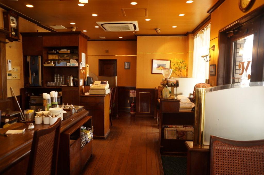 喫茶YC 店内