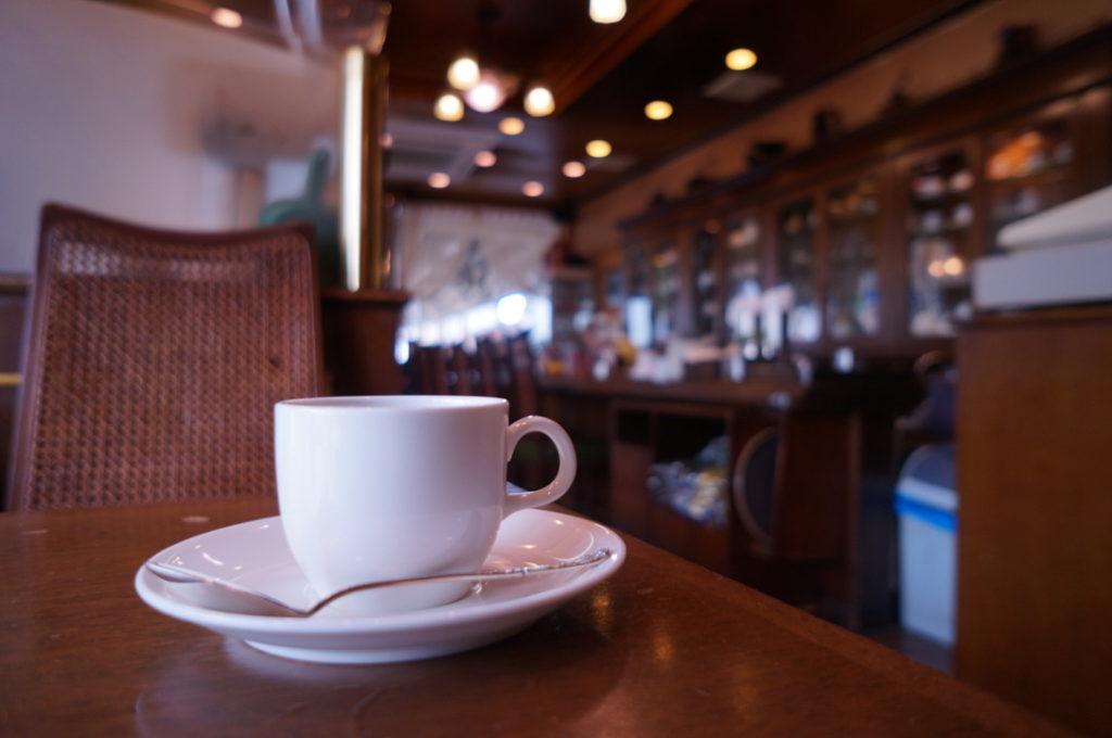喫茶YC ブレンドコーヒー